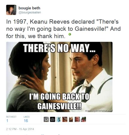 no gainesville