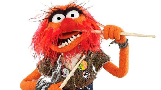 rock muppet