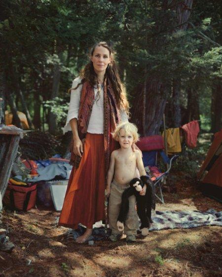 hippie mom